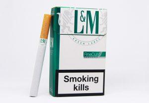 L&Mหนึ่งในยี่ห้อบุหรี่
